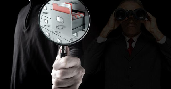Cases we refuse, Thailand private investigator with magnigying glass