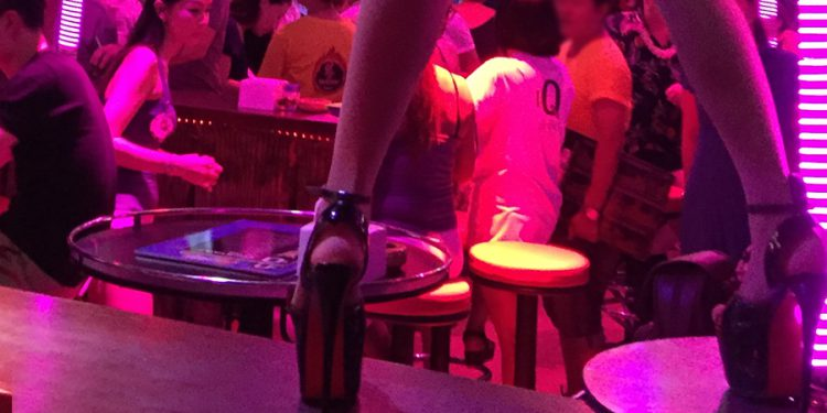 thai prostitute girlfriend being investigated by a Thai detective